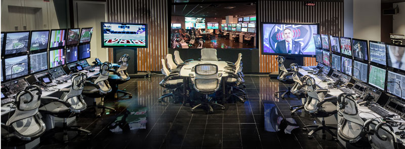 NFL replay center